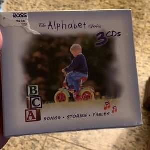 Other - The alfabet series Song stories fables 3 CD's new